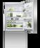 Freestanding Refrigerator Freezer, 79cm, 491L gallery image 2.0