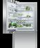 Freestanding Refrigerator Freezer, 79cm, 445L, Ice & Water gallery image 3.0