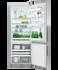 Fridge Freezer, 635mm, 364L gallery image 4.0