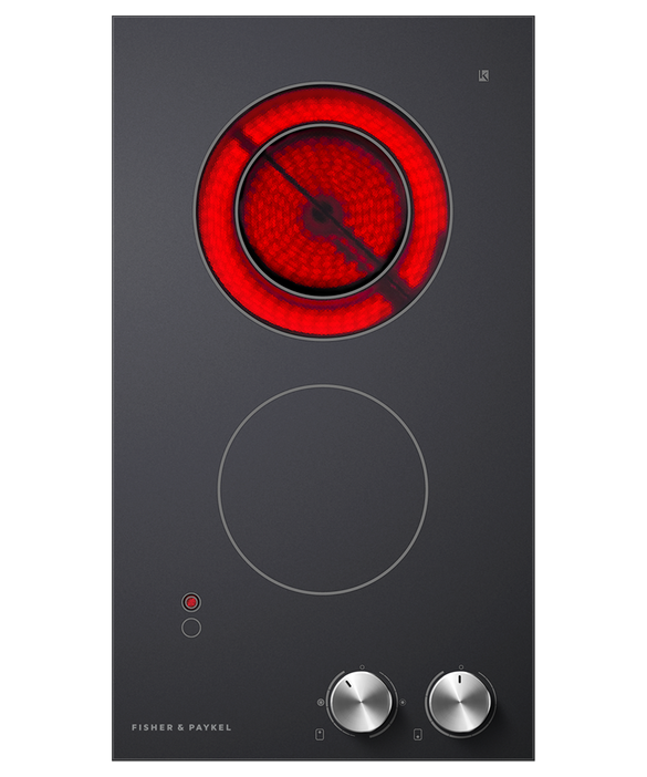 Electric Cooktop, 30cm, pdp