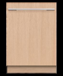 Integrated Dishwasher, 24