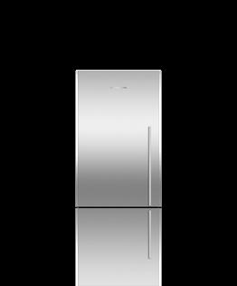 Freestanding Refrigerator Freezer, 63.5cm, 364L