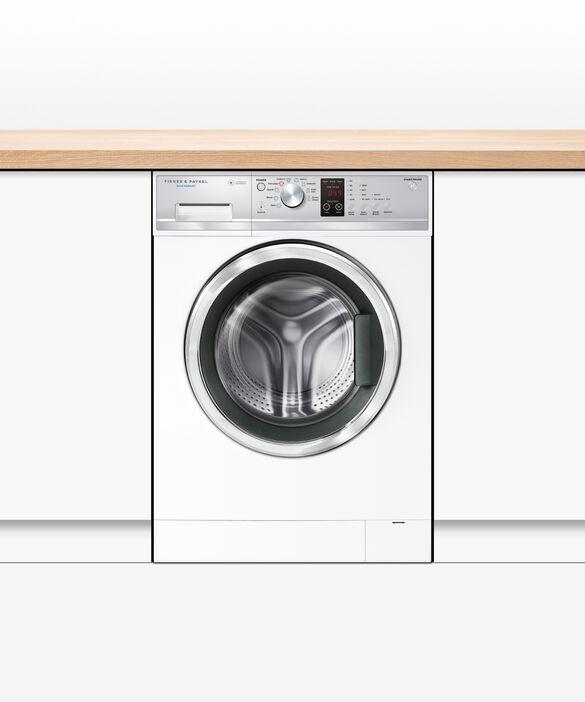 Front Loader Washing Machine, 7.5kg, pdp