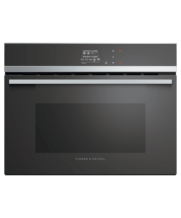 Built-In Combination Microwave Oven, 60cm, pdp