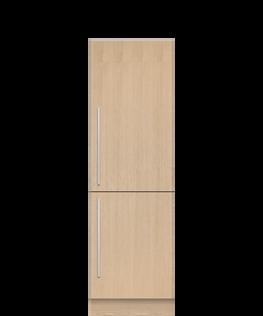 Integrated Refrigerator Freezer, 60cm