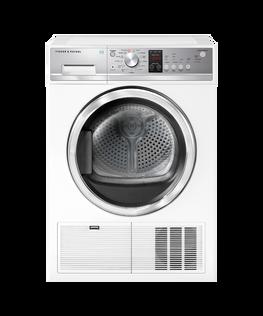 Heat Pump Condensing Dryer, 8kg