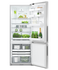Freestanding Refrigerator Freezer, 63.5cm, 380L gallery image 2.0