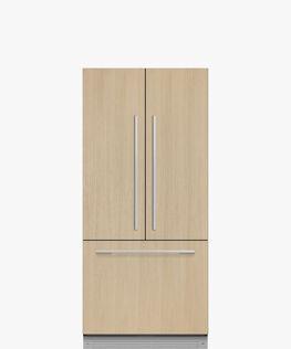 Integrated French Door Refrigerator Freezer, 32