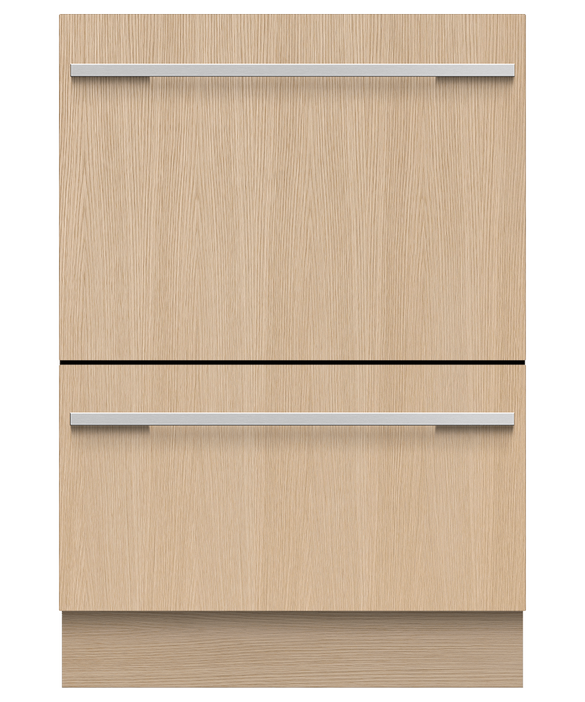 Integrated Double DishDrawer™ Dishwasher, Tall, Sanitize, pdp