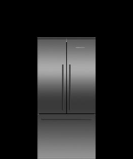 Freestanding French Door Refrigerator Freezer, 79cm, 487L
