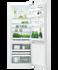 Freestanding Refrigerator Freezer, 63.5cm, 403L gallery image 3.0