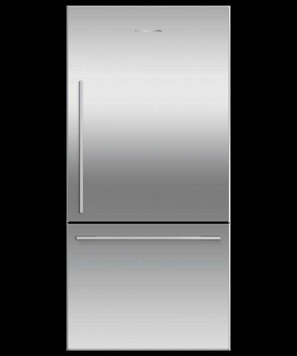 Freestanding Refrigerator Freezer, 79cm, 445L, pdp