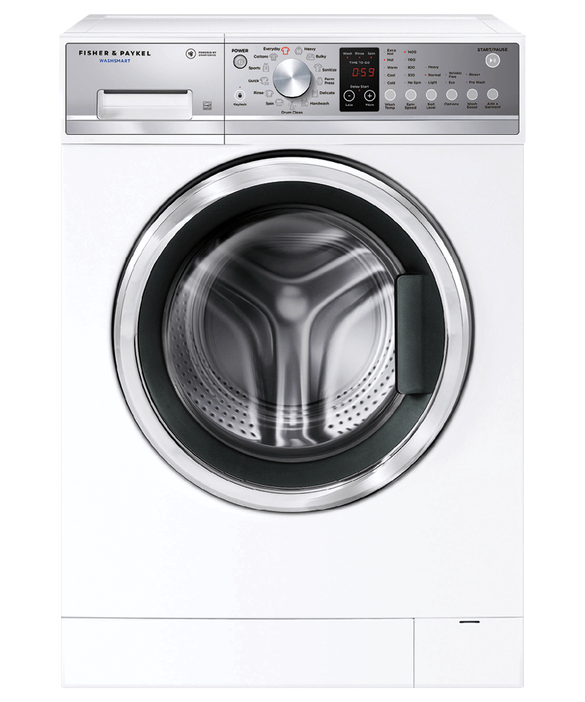 Front Load Washer, 2.4 cu ft, pdp
