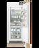 Integrated Column Freezer, 76cm, Ice gallery image 4.0