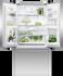 """Freestanding French Door Refrigerator Freezer, 32"""", 17 cu ft, Ice & Water gallery image 2.0"""