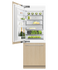 "Integrated Refrigerator Freezer, 30"", Ice & Water gallery image 3.0"