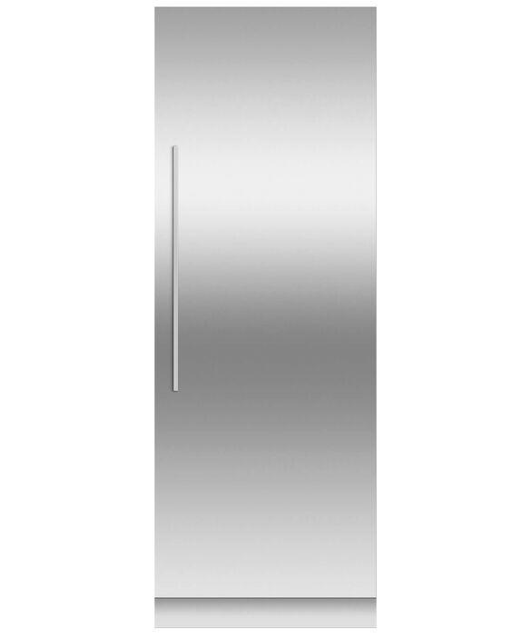 Door panel for Integrated Column Refrigerator or Freezer, 76cm, Right Hinge, pdp