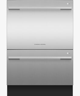 Double DishDrawer™ Dishwasher, Tall, Sanitize