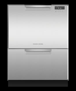 Double DishDrawer™ Dishwasher, Tall, Sanitize