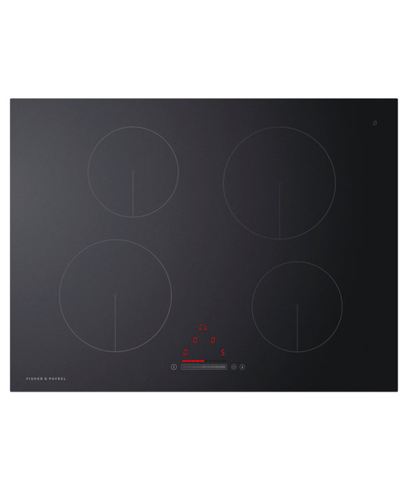 Induction Cooktop, 70cm, 4 Zones, pdp