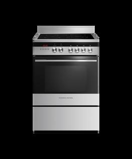Freestanding Cooker, Electric, 60cm, 4 Zones