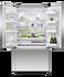 Freestanding French Door Refrigerator Freezer, 90cm, 569L, Ice & Water gallery image 3.0