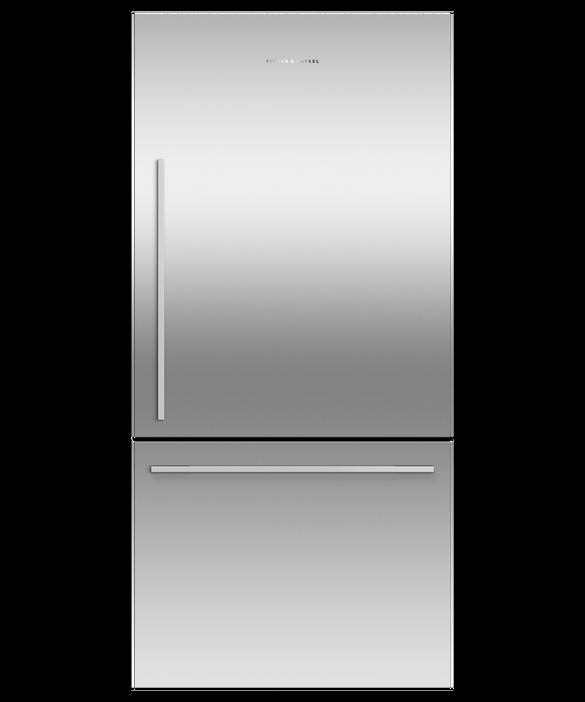 Freestanding Refrigerator Freezer, 79cm, 491L, pdp
