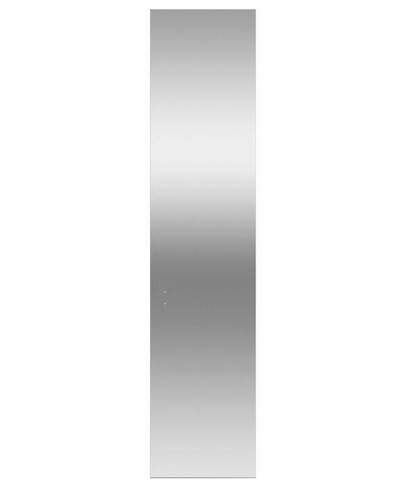 "Door panel for Integrated Column Freezer, 18"", Right Hinge, pdp"