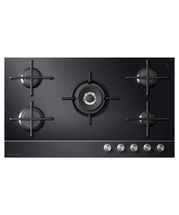 Gas on Glass Hob, 90cm, LPG, pdp