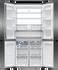 Freestanding Quad Door Refrigerator Freezer, 690L, Ice & Water gallery image 2.0