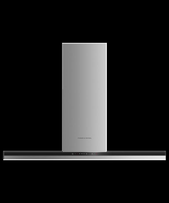 Wall Cooker Hood, 120cm, Box Chimney, pdp