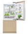 "Integrated Refrigerator Freezer, 36"", Ice gallery image 2.0"