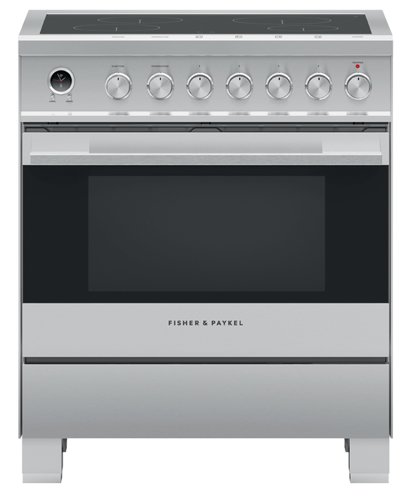 "Induction Range 30"", pdp"
