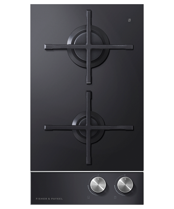 Gas on Glass Cooktop, 30cm, pdp