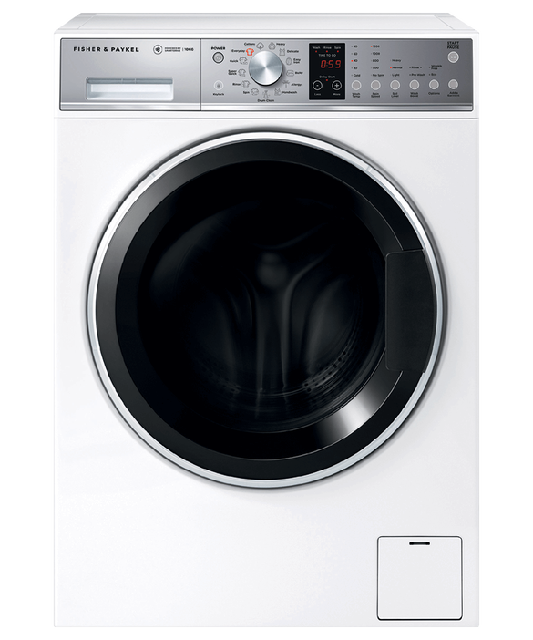 Front Loader Washing Machine, 10kg, pdp