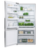 "Freestanding Refrigerator Freezer, 32"", 17.5 cu ft gallery image 2.0"