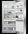 Freestanding Refrigerator Freezer, 79cm, 473L gallery image 2.0