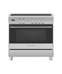 Freestanding Cooker, Induction, 90cm, 4 Zones