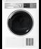 Heat Pump Condensing Dryer, 9kg, Steam Care gallery image 1.0