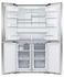 """Freestanding Quad Door Refrigerator Freezer, 36"""", 18.9 cu ft, Ice & Water gallery image 2.0"""