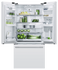 Freestanding French Door Refrigerator, 79cm, 443L gallery image 3.0