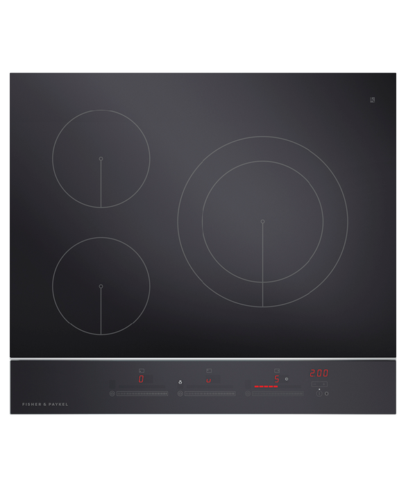 Induction Cooktop, 60cm, 3 Zones, pdp