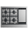 """Gas Rangetop, 36"""", Griddle gallery image 2.0"""