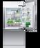 "Integrated Refrigerator Freezer, 36"", Ice & Water gallery image 3.0"