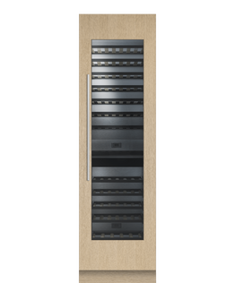 Integrated Column Wine Cabinet, 61cm