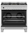 Freestanding Cooker, Dual Fuel, 90cm, Self-cleaning gallery image 2.0
