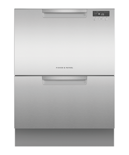 Double DishDrawer™ Dishwasher, Sanitise