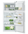 Freestanding Refrigerator Freezer, 63.5cm, 329L gallery image 3.0