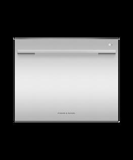 Single DishDrawer™ Dishwasher, Tall, Sanitise