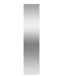 """Door panel for Integrated Column Freezer, 18"""", Right Hinge, hi-res"""